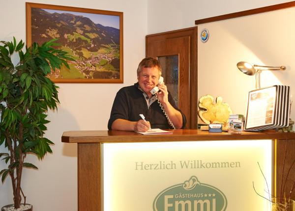 Hotellikuvia: Gästehaus Emmi, Kleinarl