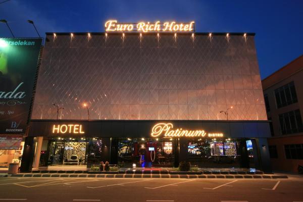 Foto Hotel: Euro Rich Hotel Johor Bahru, Johor Bahru