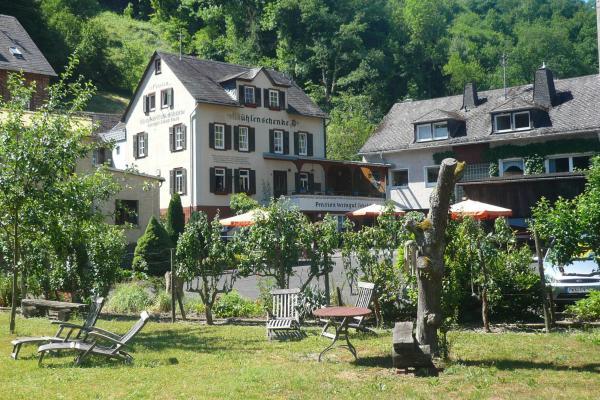 Hotelbilleder: Gästehaus Knab's Mühlenschenke, Sankt Goar