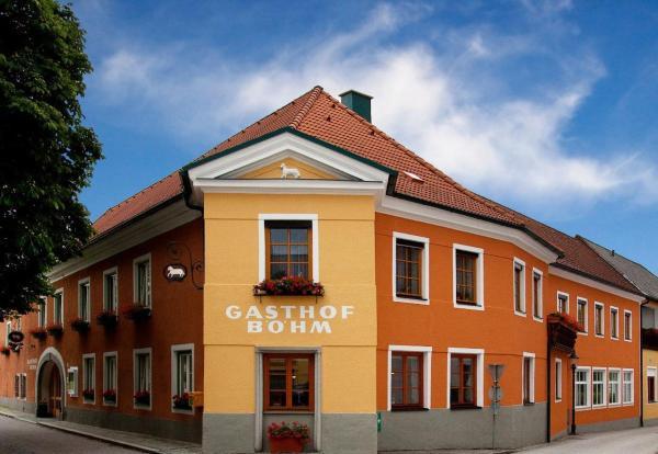 Fotos do Hotel: Gasthof Böhm, Persenbeug
