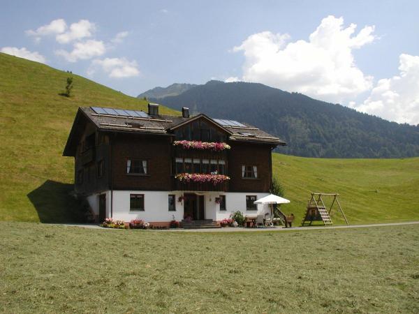 Fotografie hotelů: Appartments Haus Monika, Schoppernau