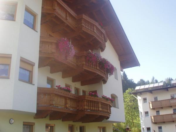 Fotos do Hotel: Ferienwohnung Wohlfartstätter, Auffach