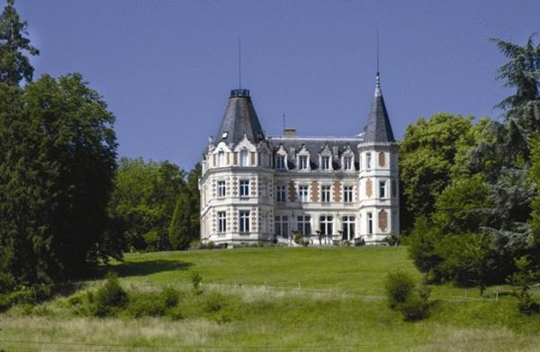 Hotel Pictures: Château De L'aubrière - CHC, La Membrolle-sur-Choisille