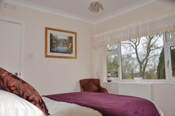 Luxury Double Room with Lake View