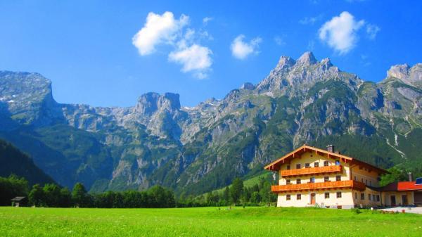 Hotellikuvia: Alpen Suite Oberlehen Land Salzburg, Werfenweng