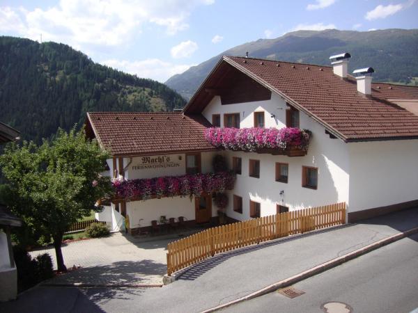 Fotos del hotel: Machls Ferienwohnungen, Jerzens