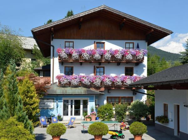 Hotelfoto's: Landhaus Schwaighofer, Russbach am Pass Gschütt