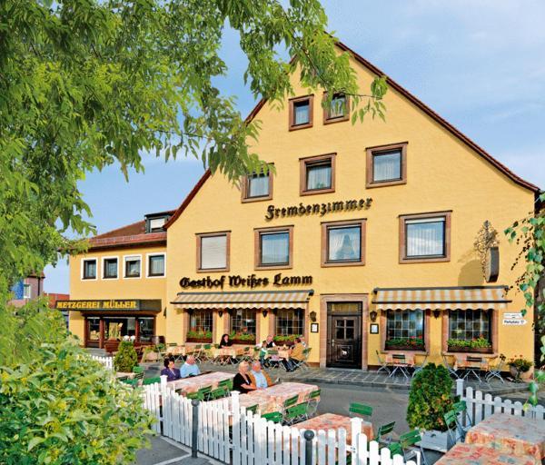 Hotelbilleder: Gasthof Weißes Lamm, Nürnberg