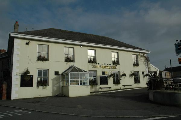 Hotel Pictures: The Royal Inn, St Austell