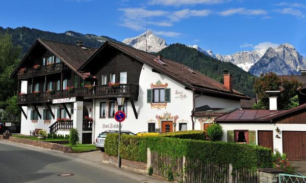 Hotelbilleder: Hotel Garni Trifthof, Garmisch-Partenkirchen