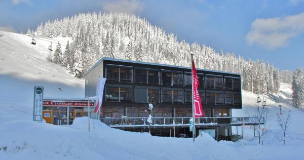 Φωτογραφίες: Holzbox Niederalpl, Mürzsteg