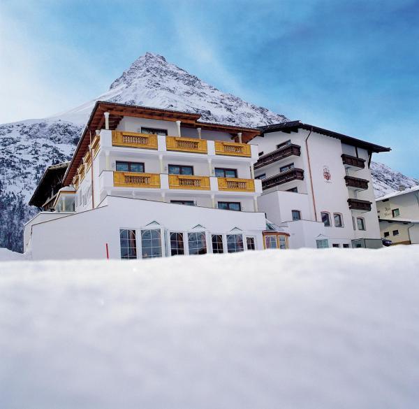 Hotel Pictures: Alpenresidenz Ballunspitze Wellness- & Kinderhotel, Galtür