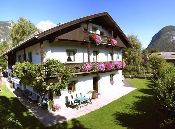 Zdjęcia hotelu: Haus Hoher Sattel, Leutasch