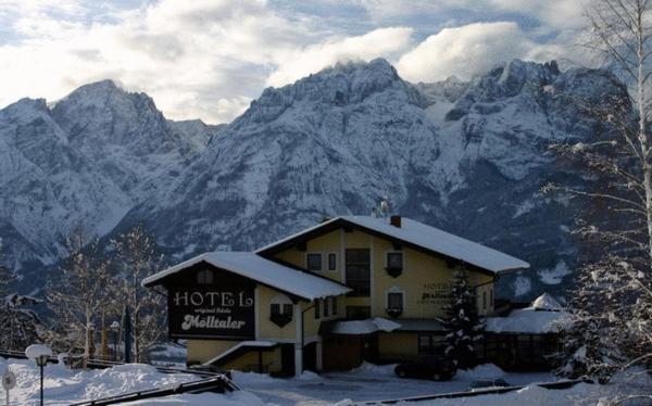Fotografie hotelů: Hotel Der Mölltaler, Iselsberg