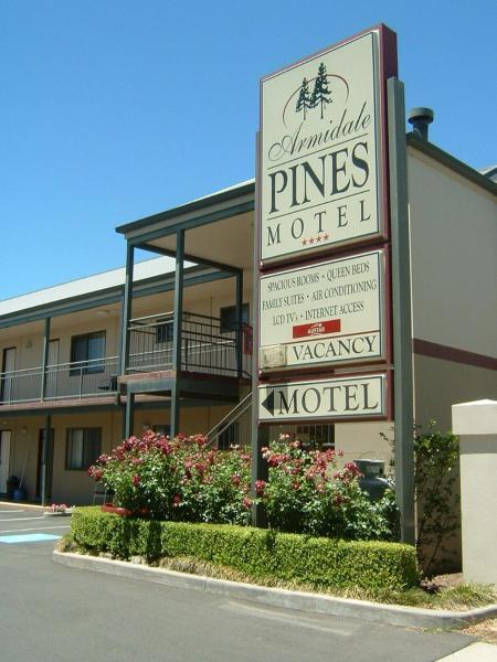 Hotelfoto's: Armidale Pines Motel, Armidale