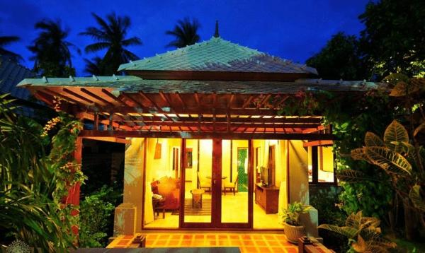 Deluxe Villa with Pool View