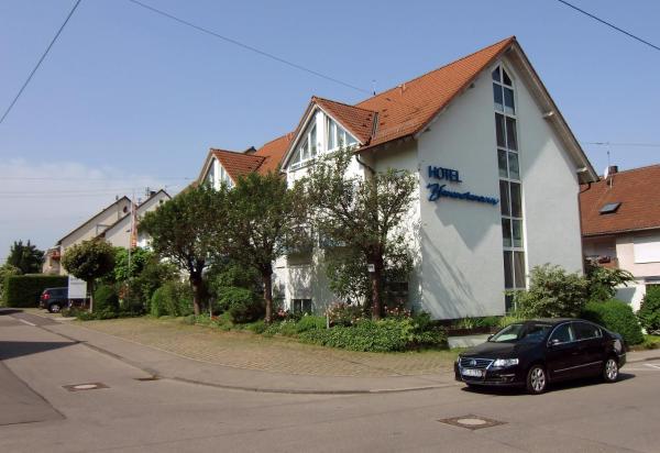 Hotel Pictures: Hotel Zimmermann, Filderstadt
