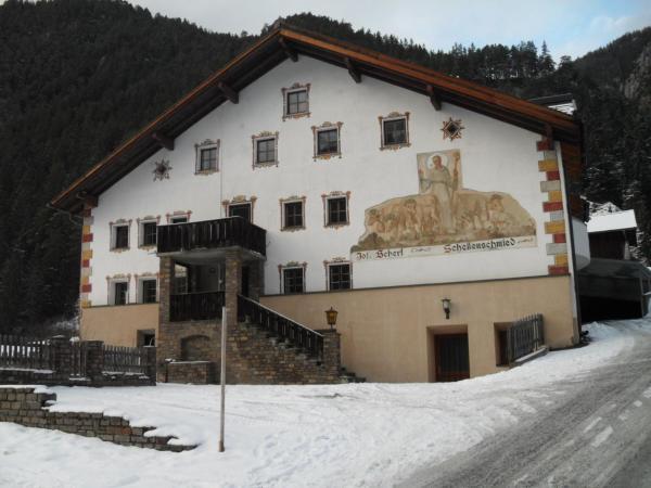 Φωτογραφίες: Haus Schellenschmied, Pettneu am Arlberg