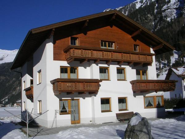 Zdjęcia hotelu: Haus Hafele, Kaunertal