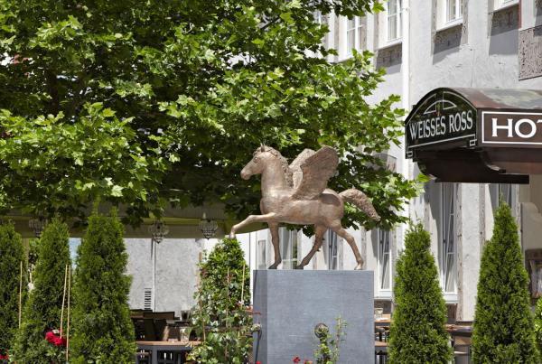 Hotelbilleder: Hotel Weisses Ross, Memmingen