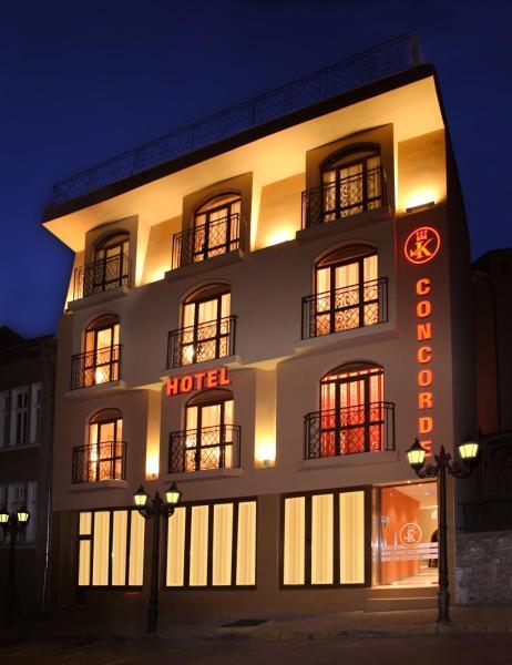 Hotellbilder: Hotel Concorde, Veliko Tŭrnovo
