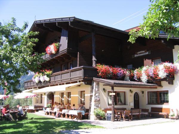 ホテル写真: Pension Waidmannsruh, Oberau