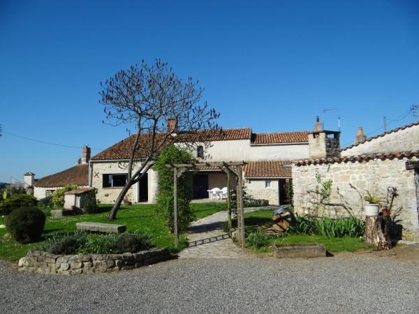 Hotel Pictures: Chambres d'hôtes La Frise, Corpe
