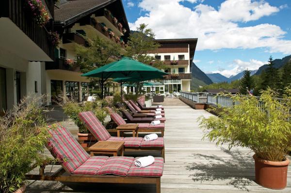ホテル写真: Hotel Scesaplana, ブラント