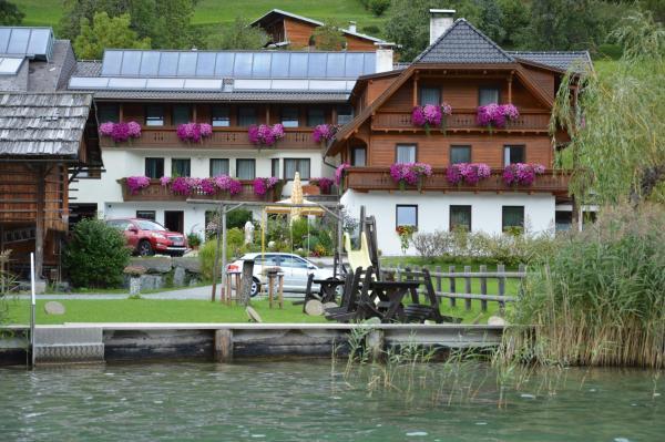 Fotos do Hotel: Haus Binter, Weissensee