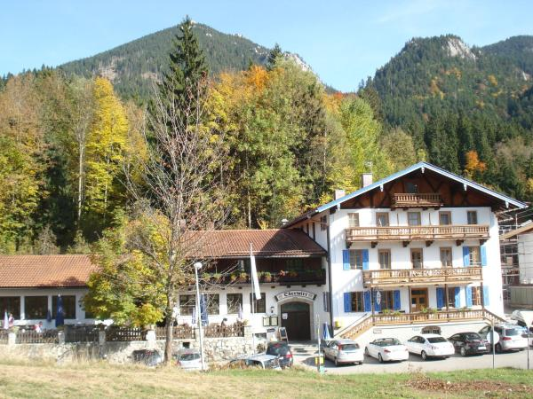 Hotel Pictures: Gasthof & Pension Oberwirt, Fischbachau