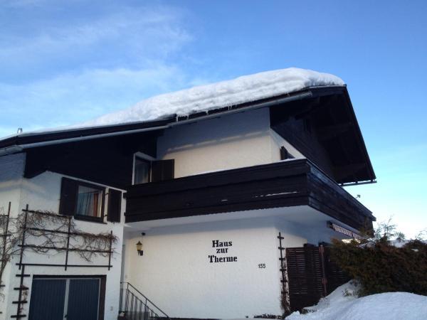 Hotellikuvia: Haus zur Therme, Bad Mitterndorf