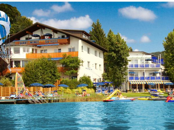 Fotos de l'hotel: Barry Memle Directly at the Lake, Velden am Wörthersee