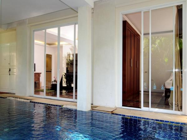Two-Bedroom Suite with Private Pool and Garden View