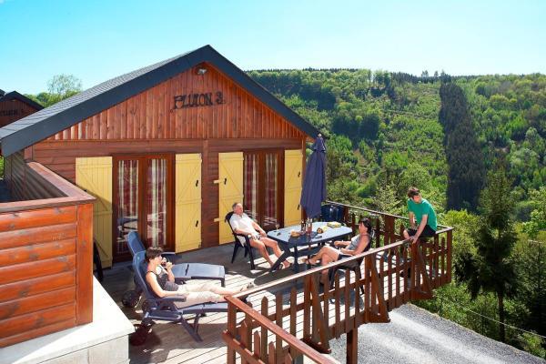 Hotellbilder: Les Rochettes - Pluton 1, La-Roche-en-Ardenne