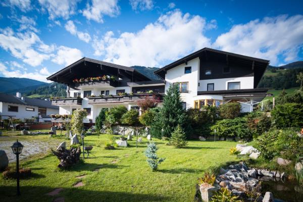 Hotellikuvia: Haus Brandeck, Uttendorf