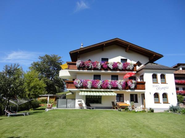 Hotelbilleder: Appartements Haus Olympia, Innsbruck