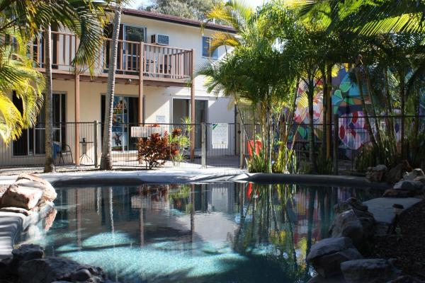 Fotos de l'hotel: Pippies Beachhouse, Rainbow Beach
