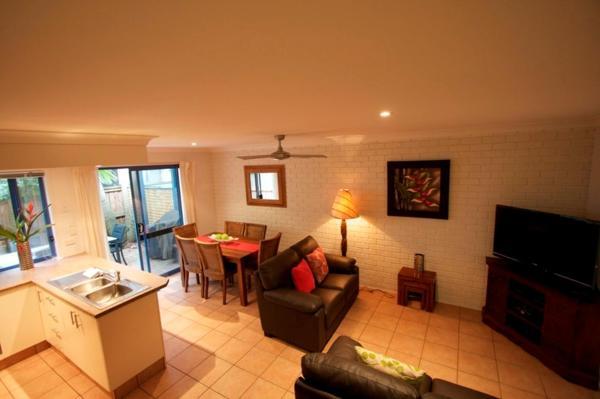Hotellikuvia: Belongil Beach Apartment, Byron Bay