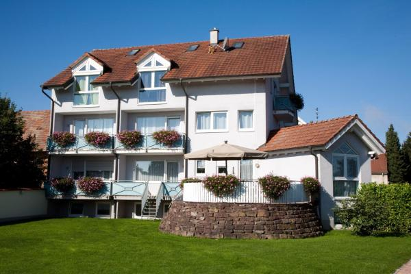 Hotel Pictures: Gästehaus zur offenen Tür, Rheinhausen