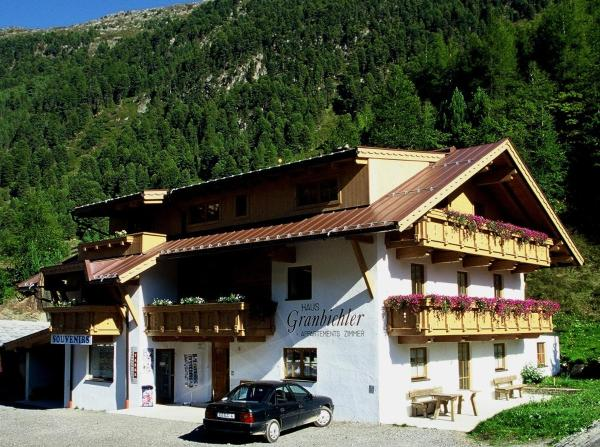 Photos de l'hôtel: Haus Granbichler, Vent
