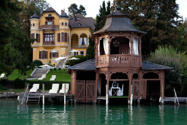 Hotelfoto's: Schlossvilla Miralago, Pörtschach am Wörthersee