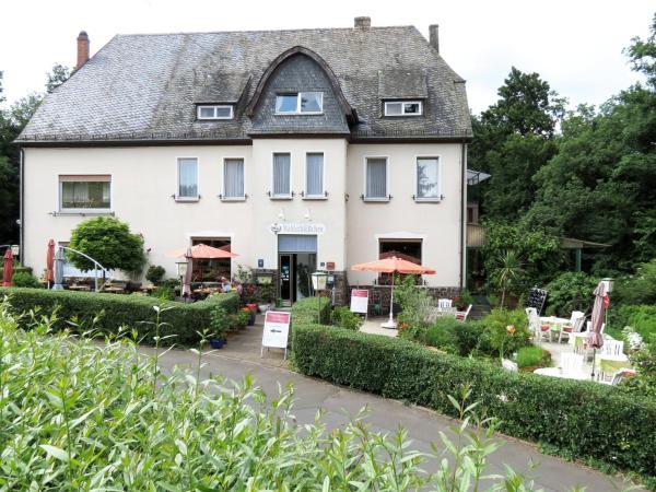 Hotelbilleder: Hotel Waldschloesschen, Plein
