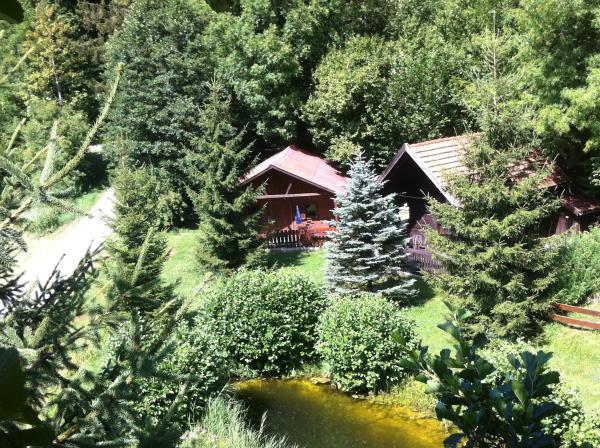 Photos de l'hôtel: Ferienhütten Brandtner, Rossleithen