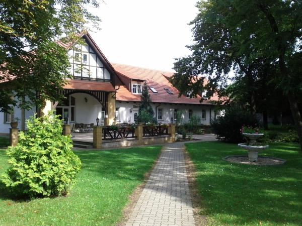 Hotel Pictures: Hotel Altes Badehaus, Bad Dürrenberg