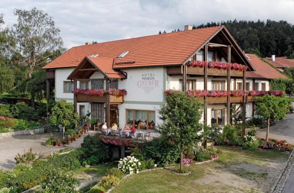 Hotelbilleder: Landhotel Gruber, Waldmünchen