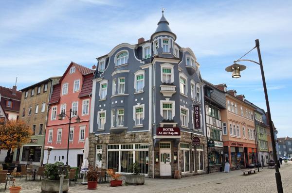 Hotelbilleder: Hotel An der Kapelle, Meiningen