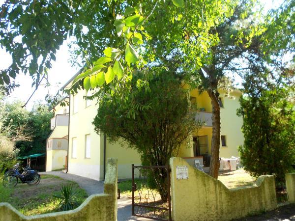 ホテル写真: Grazia Apartment, Rosolina Mare