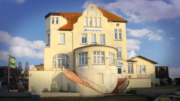 Hotelbilleder: Gästehaus Seewarte, Flensborg
