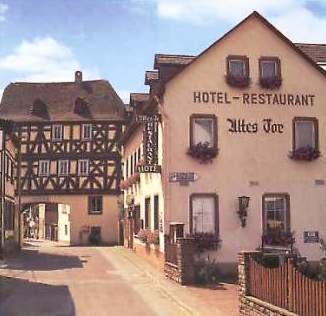Hotelbilleder: Altes Tor, Filsen
