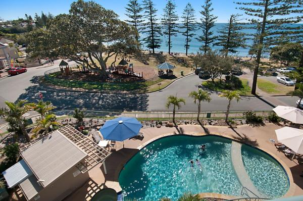 Hotelfoto's: The Norfolks on Moffat Beach, Caloundra